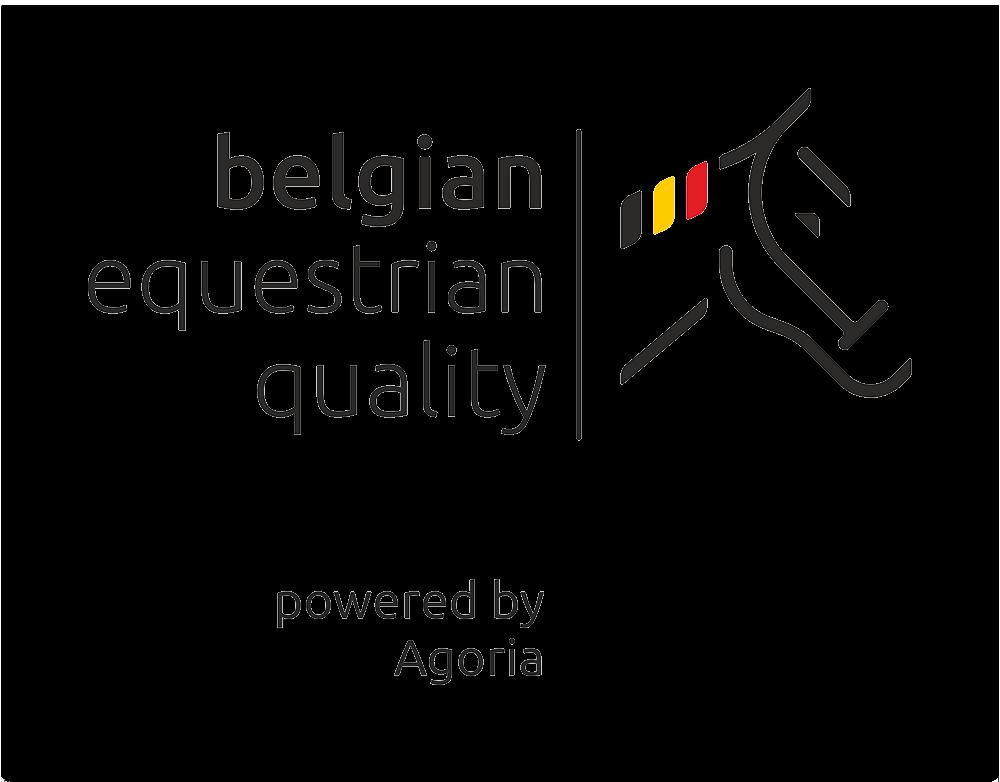 Logo Belgian Equestrian Quality